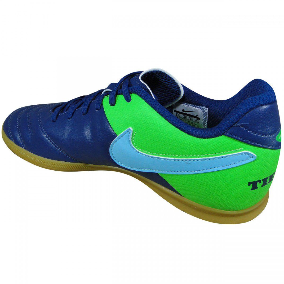 Chuteira Nike Tiempo Rio III Futsal