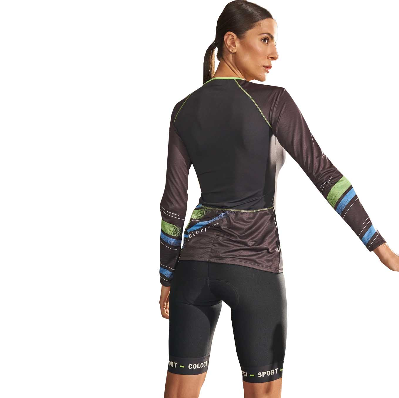 Jaqueta Estampada Colcci Bike Feminina