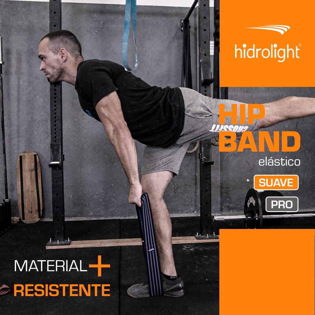 Kit 3 Peças Hip Band Elástico Hidrolight Suave
