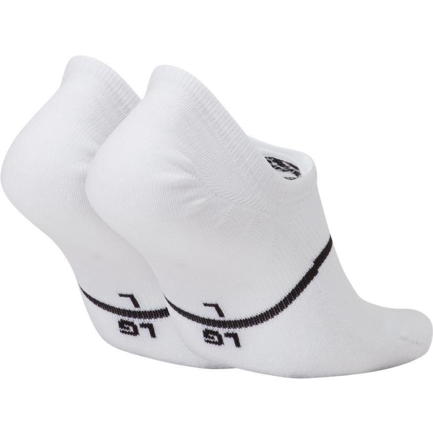 Kit Meia Nike SNKR Essential No Show 2 Pares