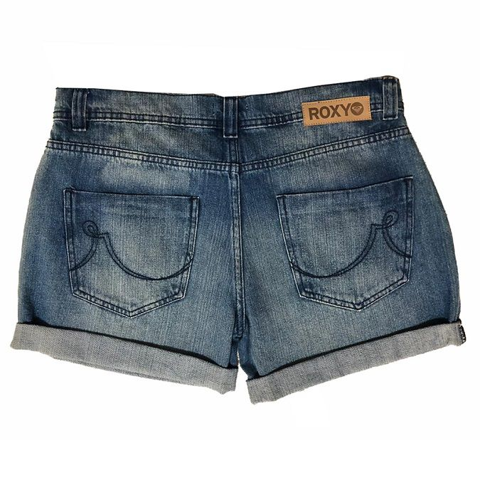Shorts Jeans Roxy Walk One By One