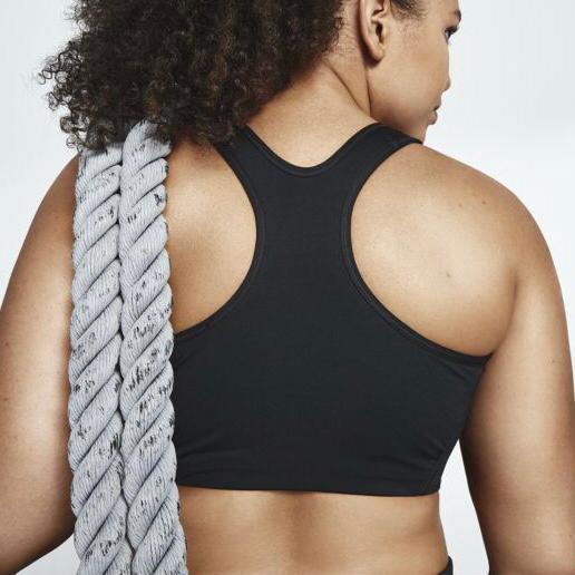 Top Nike Swoosh Médio Suporte Feminino