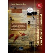 Metodologia Científica em Perícia Criminal 3ª Edição <b>Autor: Albani Borges dos Reis</b>