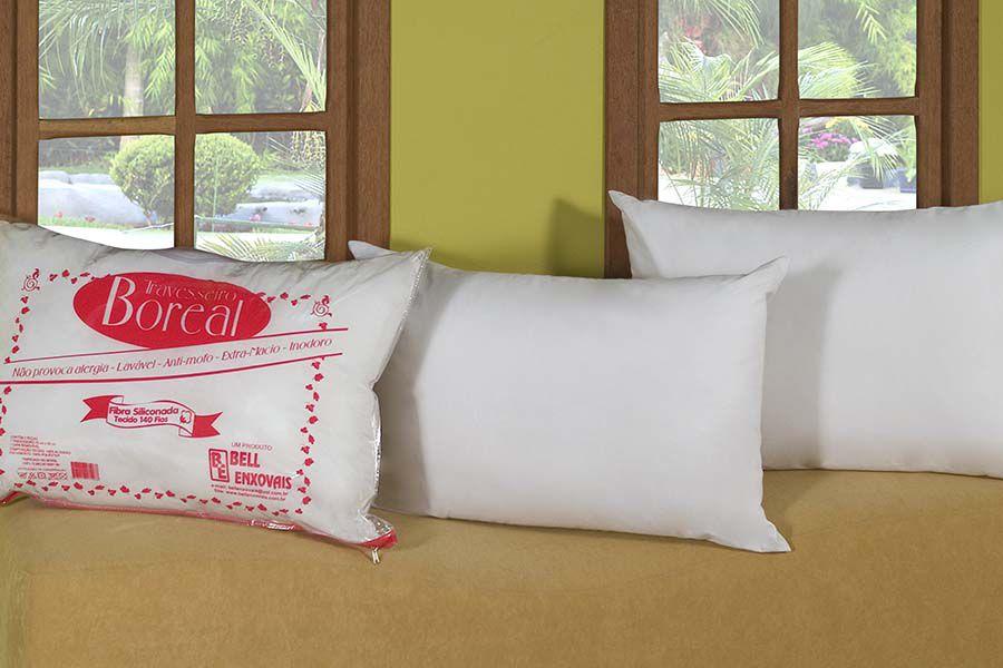 Travesseiro Boreal Siliconizado