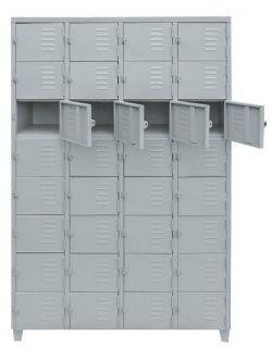Armário Roupeiro - 32 Portas Pequenas