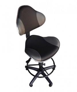 Cadeira Caixa Alta para Balcão de Tela