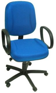 Cadeira Diretor Lombar - Giratória Reclinável