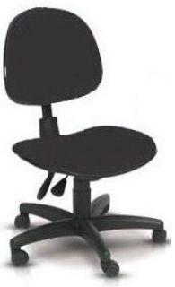 Cadeira Ergonômica Executiva - Sem Braço - NR17