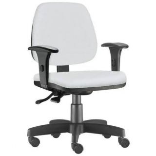 Cadeira Escritório Executiva com Encosto Largo - Ergonômica