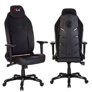 Cadeira Gamer com Led e Reclinação de 180° - BLX