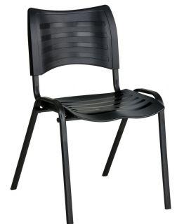 Cadeira Plastica Fixa Poli