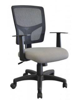 Cadeira Executiva de Tela Reclinável
