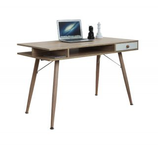 Mesa Escrivaninha em Madeira