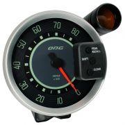 Contagiros ODG Fusca 8.000 RPM 127mm Aro Prata Grafia Verde