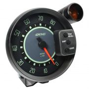 Contagiros ODG Fusca 8.000 RPM 127mm Aro Preto Grafia Verde