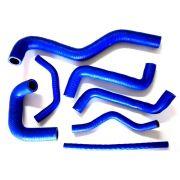 Kit Mangueiras Radiador em Silicone Motor VW AP Gol Quadrado