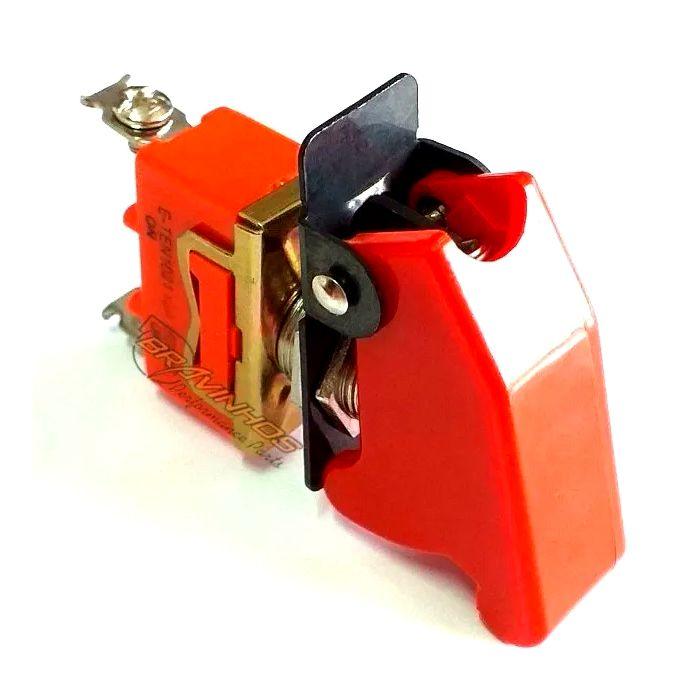 Botão Chave Caça Ignição Painel Bomba Turbo