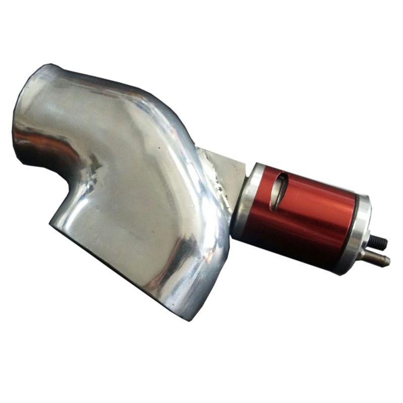 Canote em Alumínio Injeção EFi para Pressurização Turbo