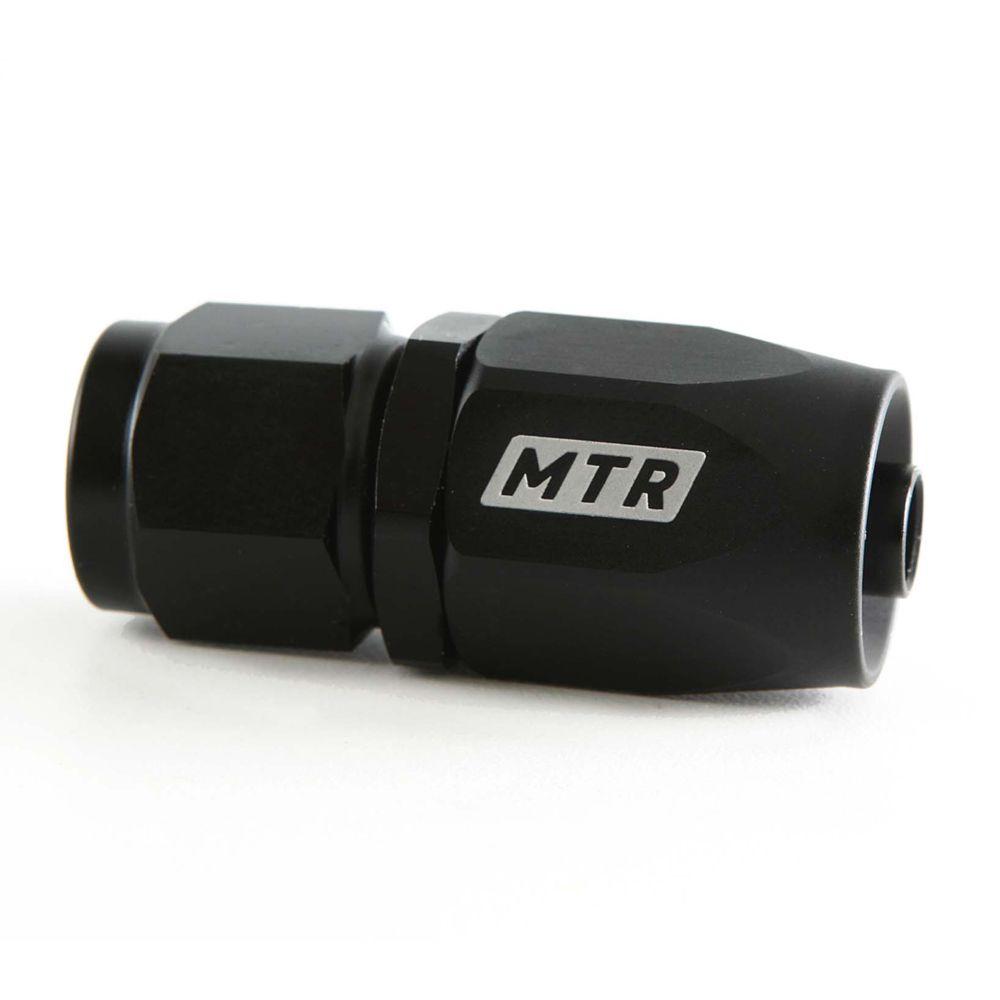 Conexão MTR 6AN Reta Mangueira Óleo Combustível Turbo
