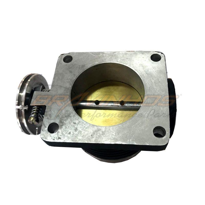 Corpo de Borboleta TBi Injeção Eletrônica Turbo 65mm