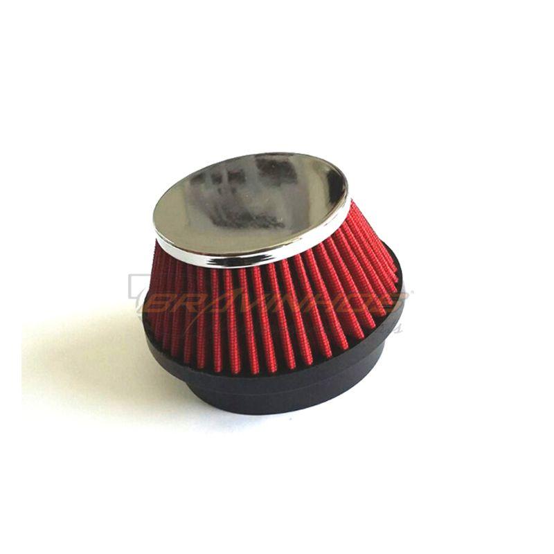 Filtro de Ar Esportivo Turbina P70 Carburador TLDZ 100mm