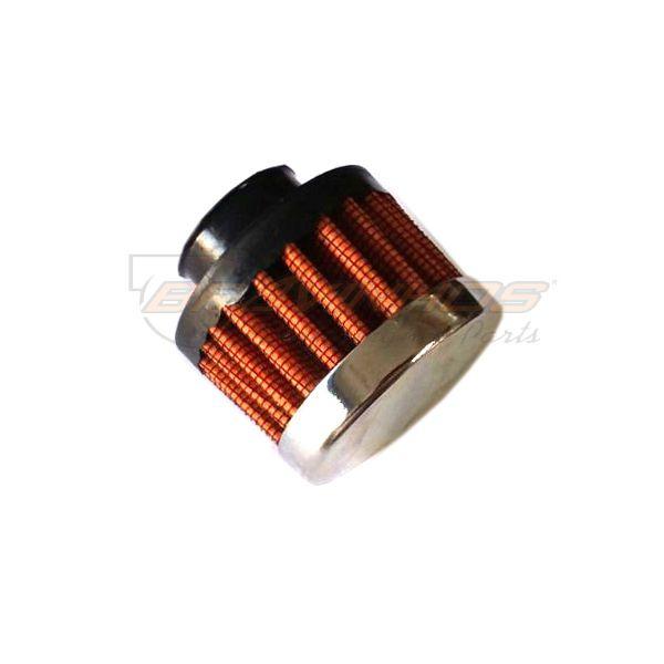 Filtro Respiro de Óleo Suspiro Motor Lavável Universal