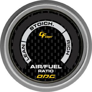 Hallmeter ODG Carbon 52mm