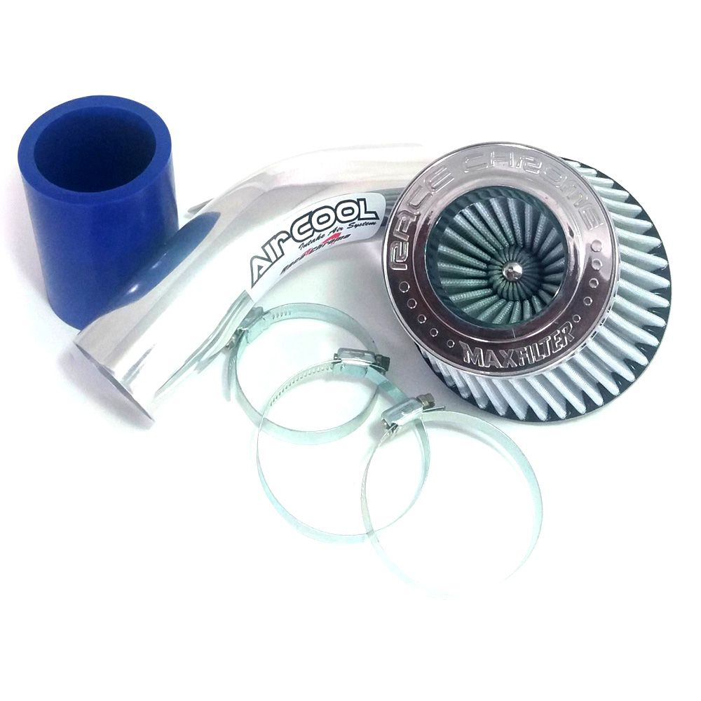 Kit Air Cool Filtro Ar Esportivo GM Corsa Montana Prisma RC078