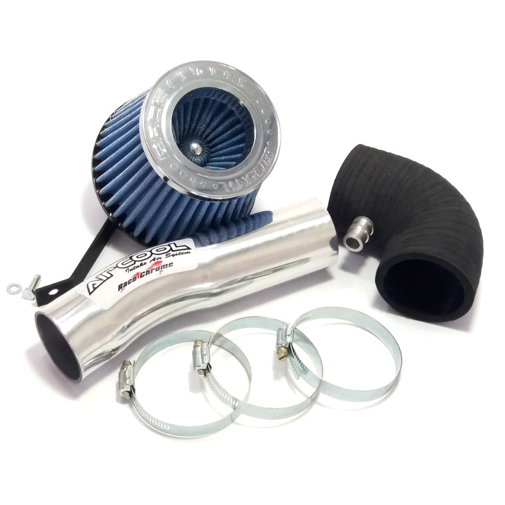 Kit Air Cool Filtro Ar Esportivo Peugeot 208 1.5 8v RC054