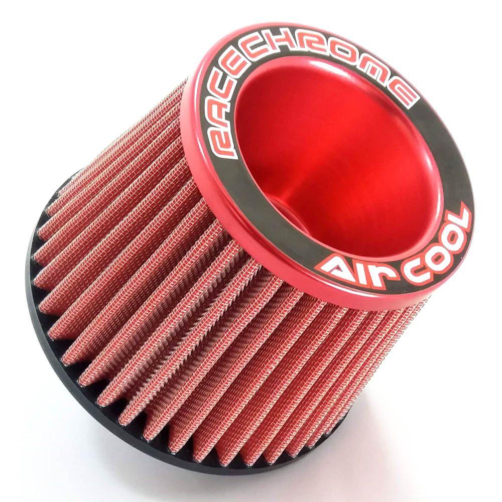 Kit Air Cool Filtro Esportivo Fiat Palio Siena Strada Fire RC092
