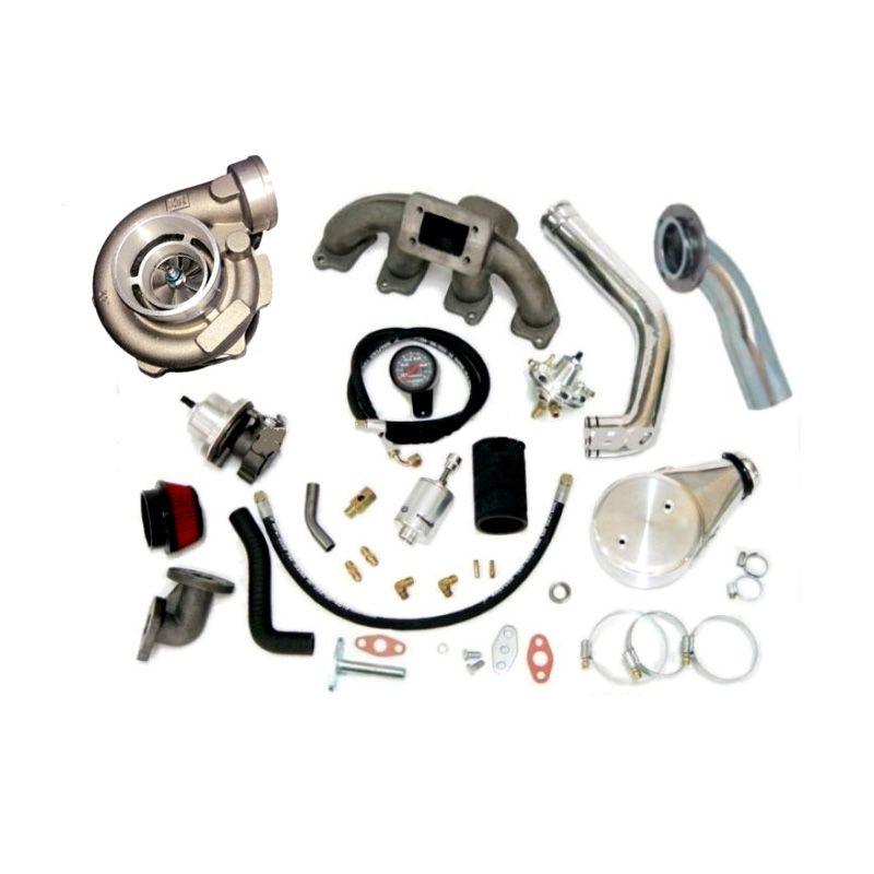Kit Turbo GM Kadett Monza Injeção EFi com Turbina APL