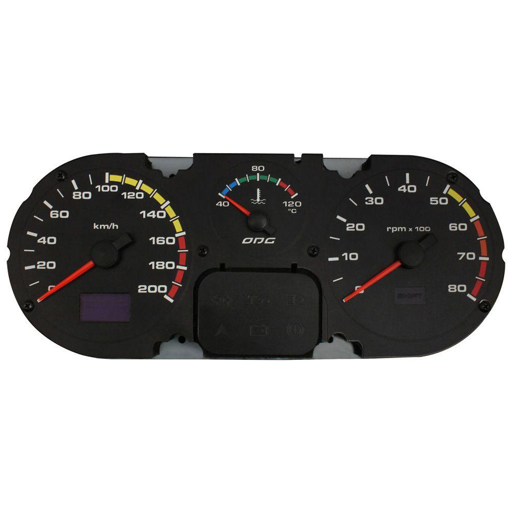 Painel de Instrumentos Completo ODG GM Chevette modelo GP
