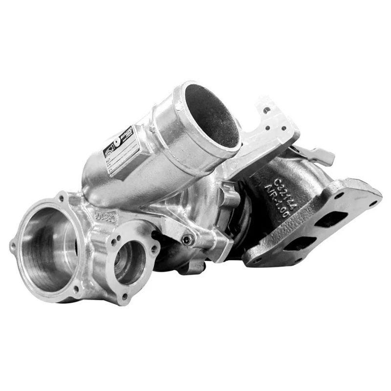 Turbina Upgrade Vw Jetta Fusca Audi Tsi 300cv Turbo Ea888 G3
