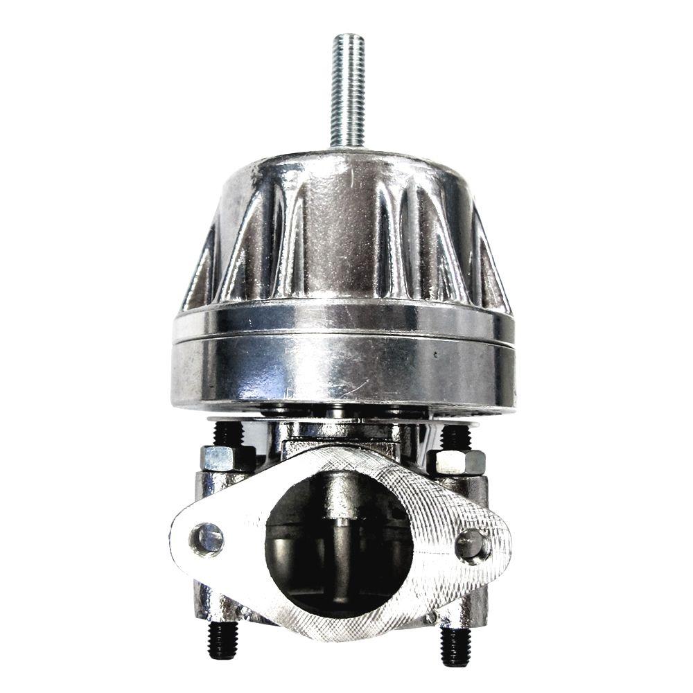 Válvula de Alívio Biagio Inox Pressão Regulagem do Turbo