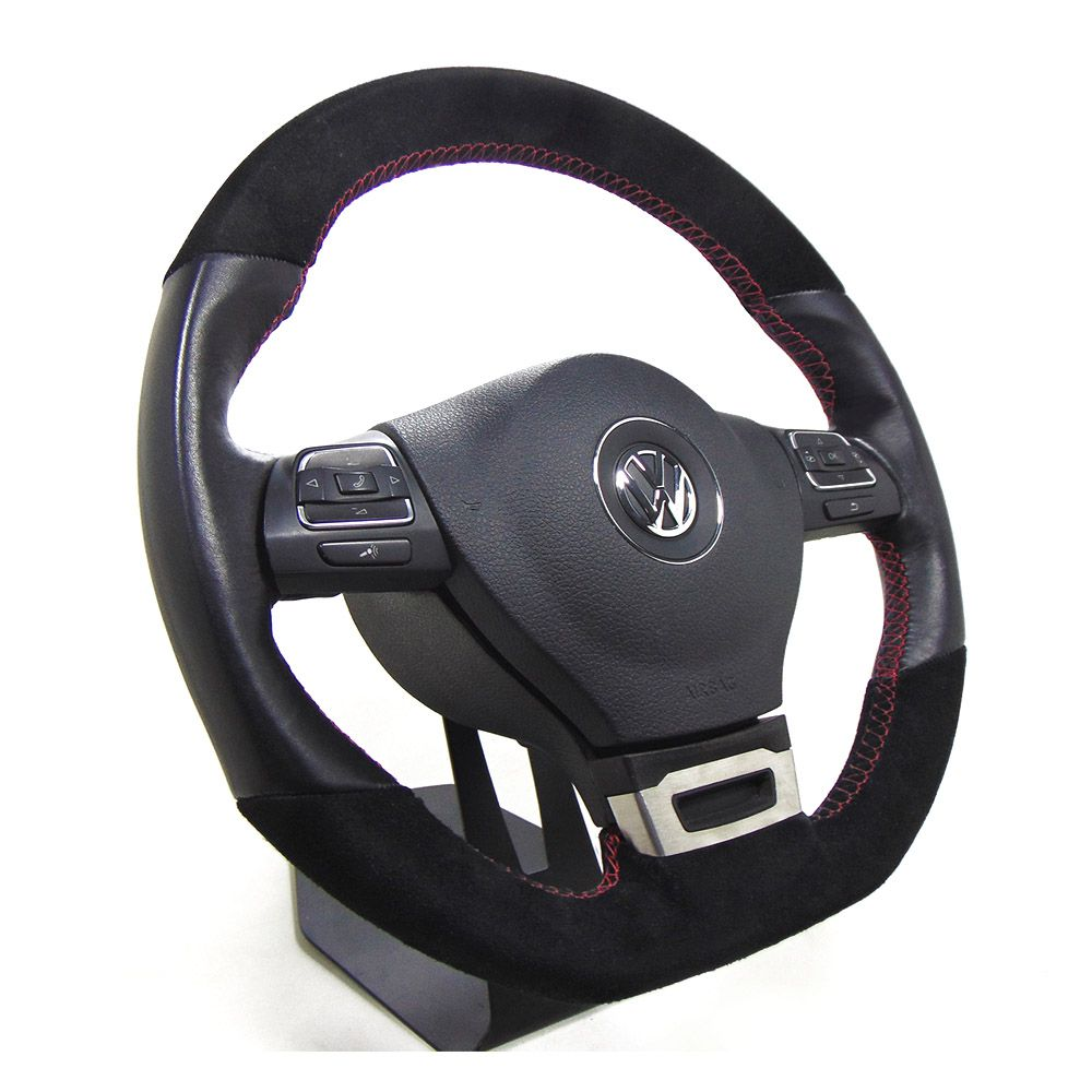 Volante Esportivo Lotse MK-R Air Bag VW