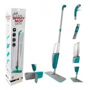 Vassoura Rodo Magico Mop Spray De Limpeza Esfregão