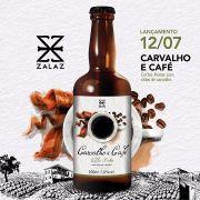 Cerveja Zalaz Cafe e Carvalho 500 ml
