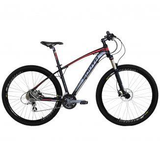 Bicicleta South New R06 24 Marchas - Freios Hidráulicos - Acera/Altus - Aluminio
