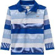 Camisa Polo Milon Menino Azul
