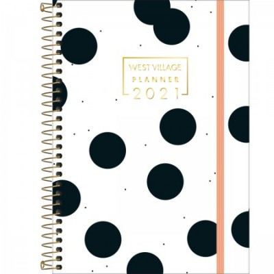 Planner West Village Tilibra