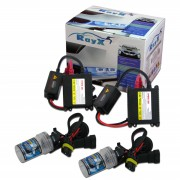 Kit Xenon HB3 8000K Com Reator Digital HID