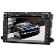 Central Multim�dia Aikon / Winca Ford Fusion at� 2009 Com DVD GPS Mapa Bluetooth MP3 USB Ipod SD Car