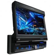 DVD Player Automotivo Retr�til Positron SP6300AV Tela 7 Polegadas Com Entrada USB, Entrada Auxiliar,