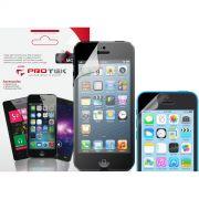 Pel�cula Protetora de Tela iPhone 5 5S 5C - Linha Premium Ultra Clear - Protek