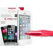 Pel�cula Protetora de Tela Vidro Temperado iPhone 5 5S 5C - Linha Premium Tempered Glass - Protek