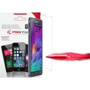 Pel�cula Protetora de Tela Vidro Temperado Samsung Galaxy Note 4 - Linha Premium Tempered Glass - Pr