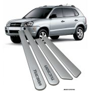 Jogo Friso Lateral Pintado Hyundai Tucson - Cor Original