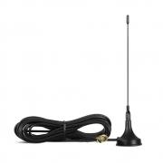 Antena para Sintonizador de TV Digital Automotivo Orbe
