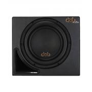 """Caixa Amplificada Dab Audio 10"""" Trapézio 200W RMS - CX10A"""