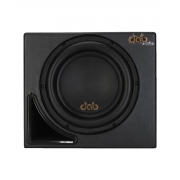 "Caixa Passiva Dab Audio 10"" Trapézio 250W RMS 4 OHMS - CX10P4"